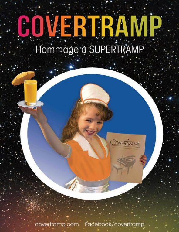 Covertramp - REPORTé
